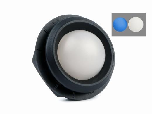 Jumbo LED blau/weiss 24/28 V DC
