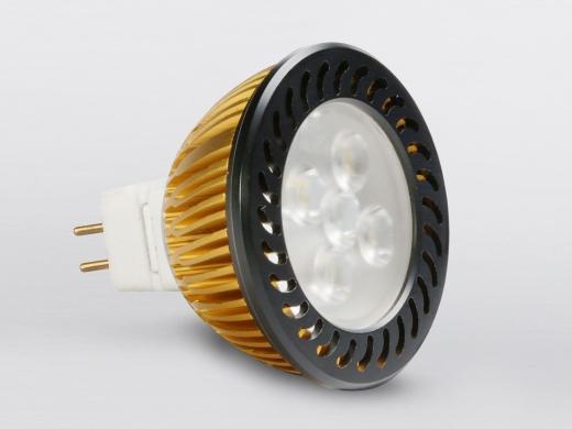 LED-Spot mit Linsenoptik , weiss, 24V, 4500K, dimmbar