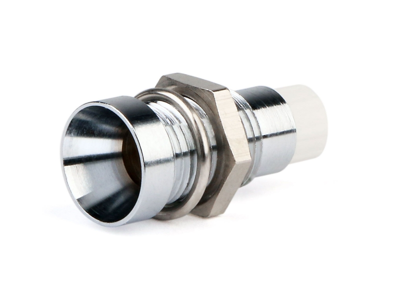RTM 5020 LED-Fassung mit Innenreflektor, glanzchrom, für LEDs Ø5mm