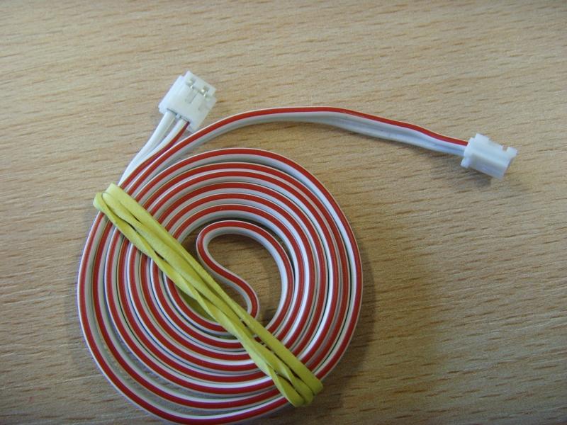 System-Verbindungskabel mit bds. JST-Buchse L=75cm