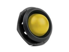 Jumbo LED gelb 12/14 V DC