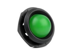 Jumbo LED ultra-grün 12/14 V DC